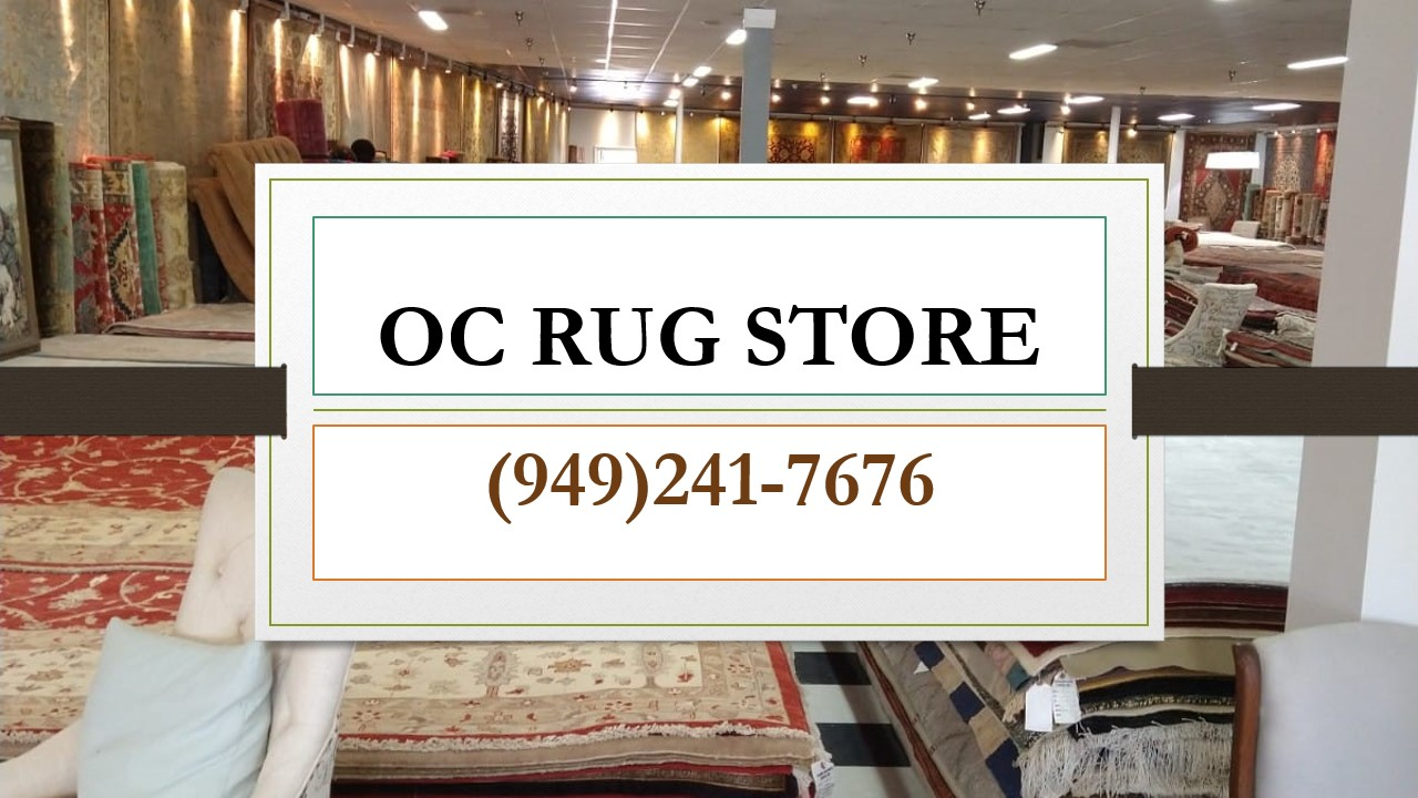 Rug store in southern CalifornianbspOC RUG STORE